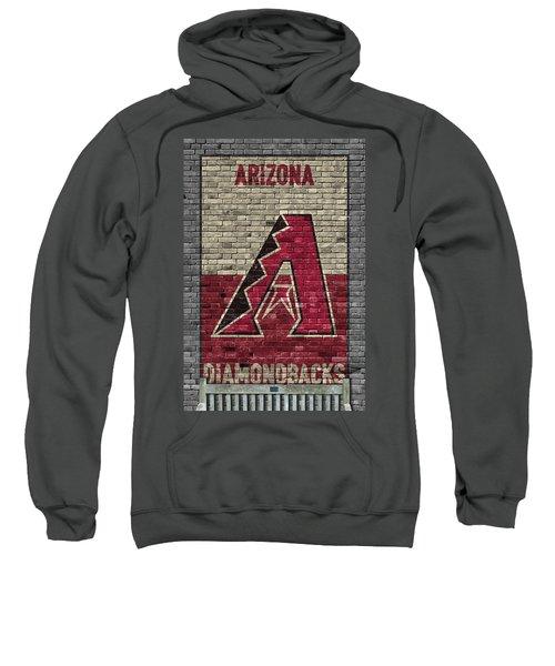 Arizona Diamondbacks Brick Wall Sweatshirt