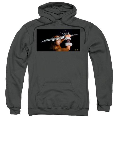 Armed And Dangerous Sweatshirt