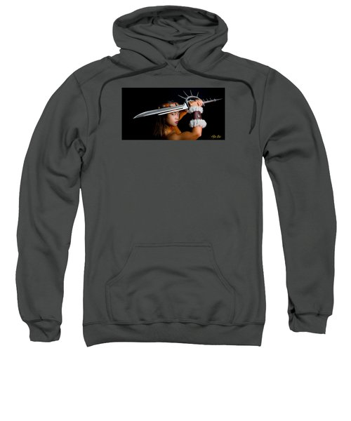 Armed And Dangerous Sweatshirt