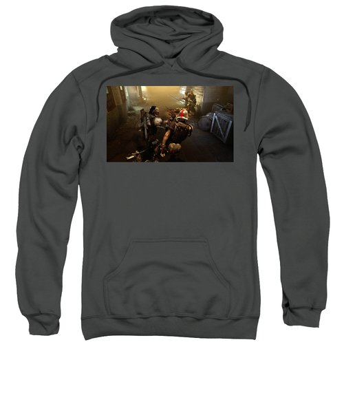 Army Of Two Sweatshirt