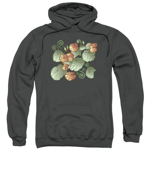 Art Nouveau Garden Sweatshirt