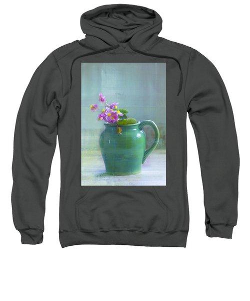 Art Of Begonia Sweatshirt
