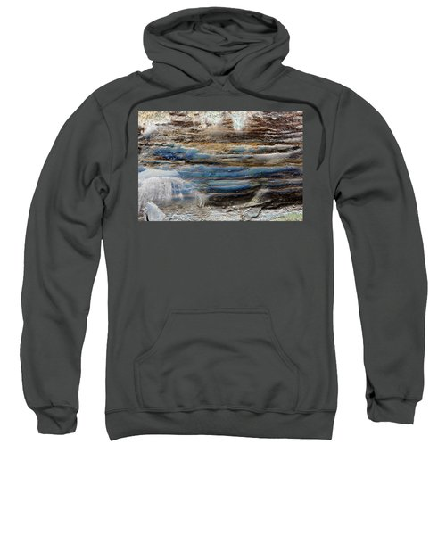 Art Print Cliff 1 Sweatshirt