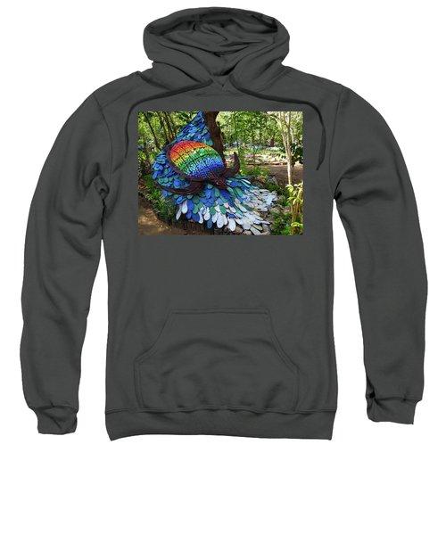 Art With Recycling - Turtle Sweatshirt