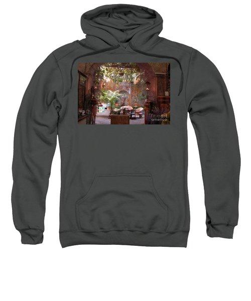 Artists' Studio In Sorrento Italy  Sweatshirt