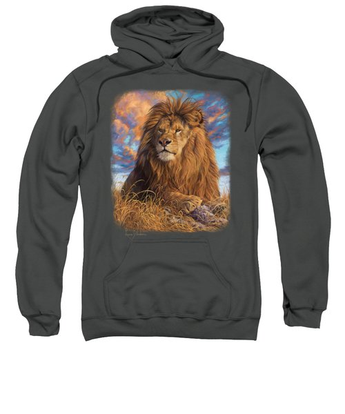 Watchful Eyes Sweatshirt by Lucie Bilodeau