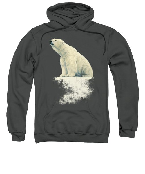 Something In The Air Sweatshirt by Lucie Bilodeau