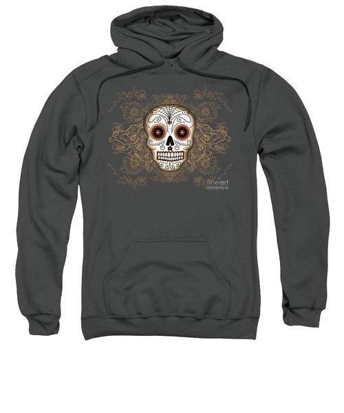 Vintage Sugar Skull Sweatshirt