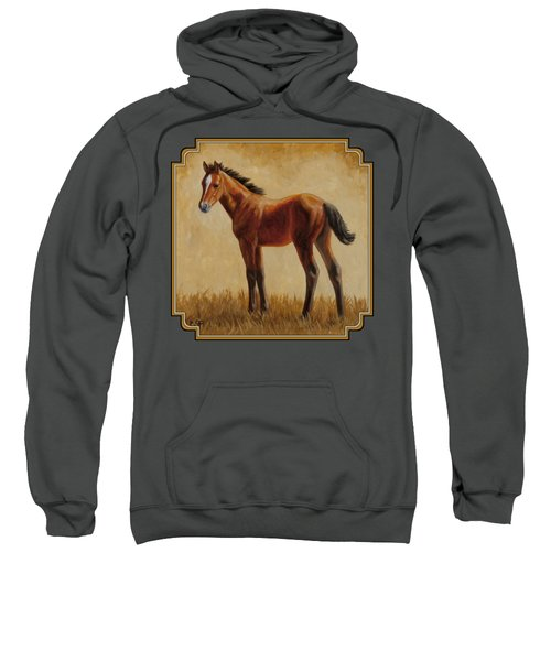 Afternoon Glow Sweatshirt by Crista Forest