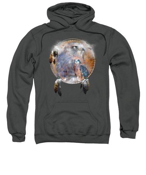 Dream Catcher - Hawk Spirit Sweatshirt