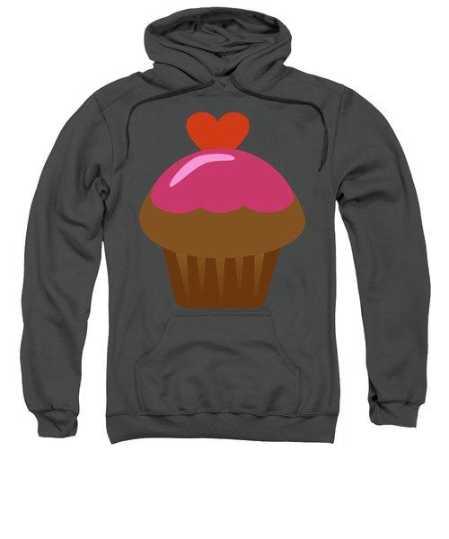 Chocolate Cupcake  Sweatshirt