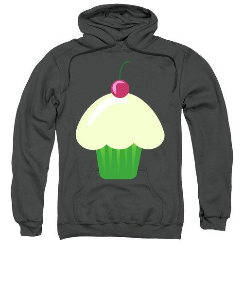 Cherry Cupcake  Sweatshirt