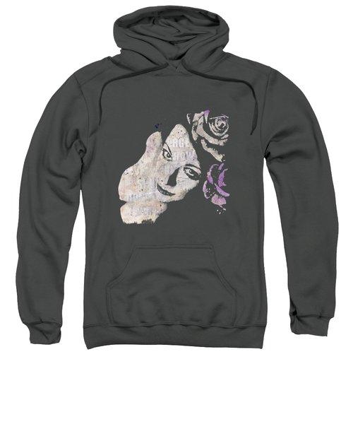 Sick On Sunday - Violet Sweatshirt