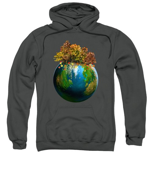 There Is Only One Sweatshirt