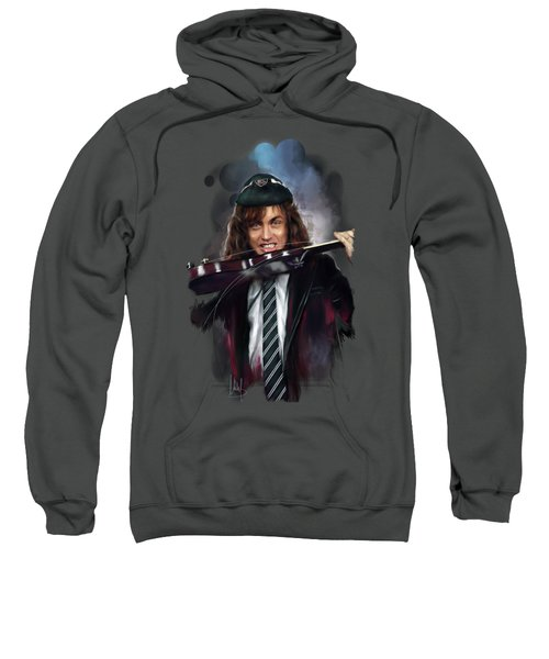 Angus Young Sweatshirt