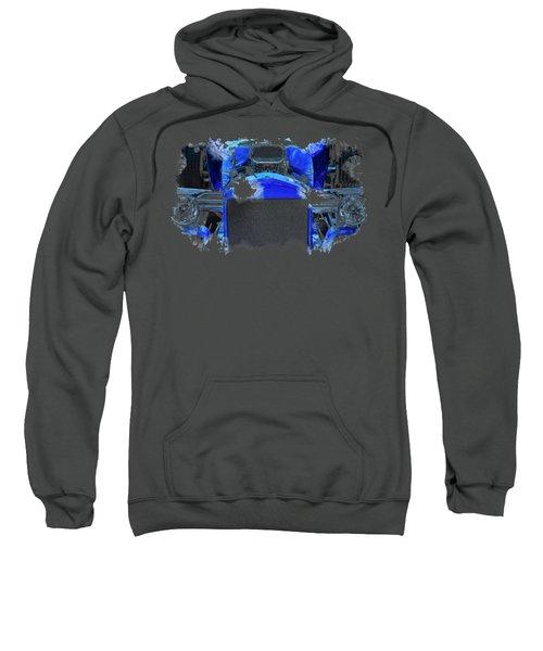 Blue Roadster Sweatshirt