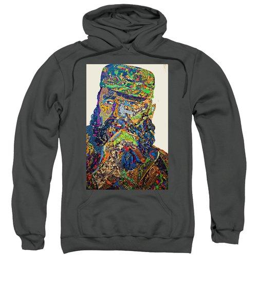 Fidel El Comandante Complejo Sweatshirt