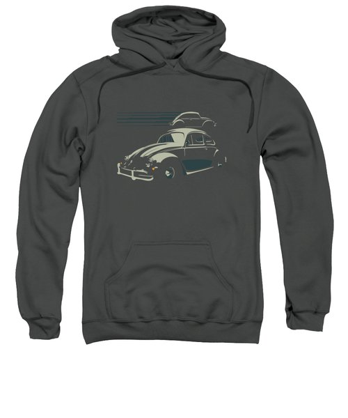 Vw Beatle Sweatshirt