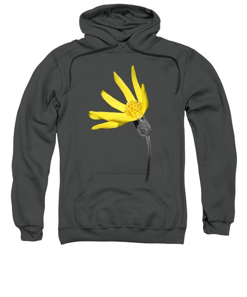 Yellow Wildflower Sweatshirt