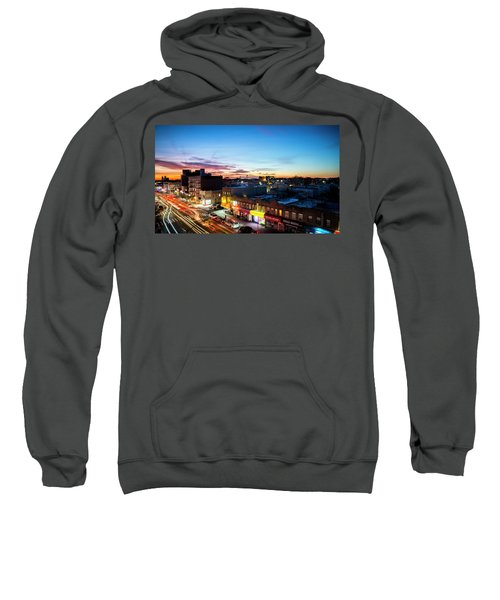 As Night Falls Sweatshirt