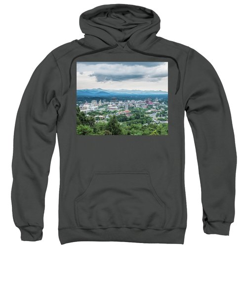 Asheville Afternoon Cropped Sweatshirt