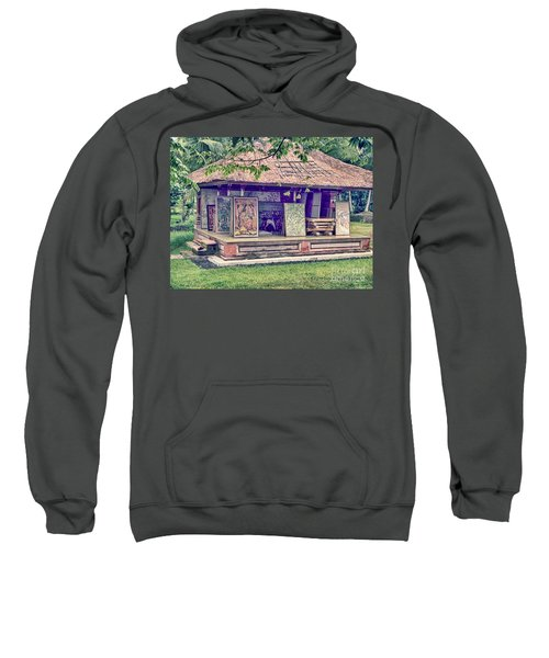 Asian Artist Sweatshirt