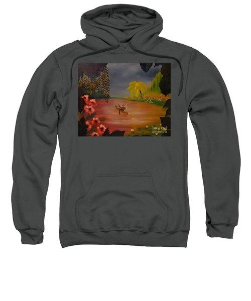 Asian Lillies Sweatshirt