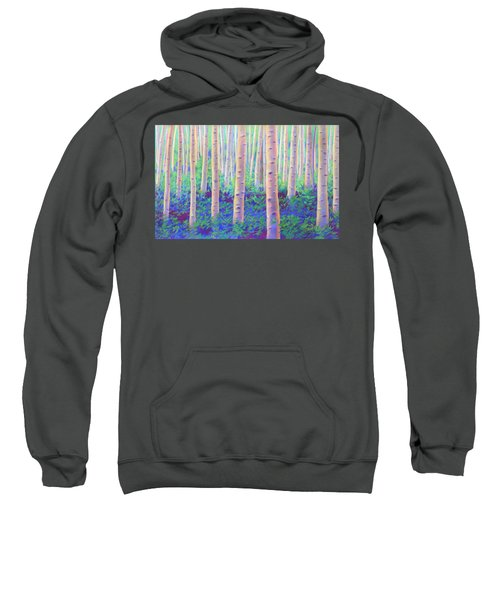 Aspens In Aspen Sweatshirt