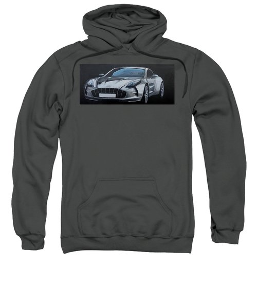 Aston Martin One-77 Sweatshirt