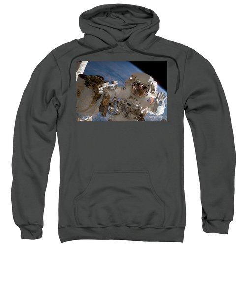 Astronaut Clay Anderson Sweatshirt