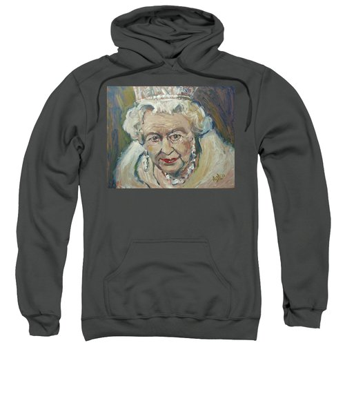 At Age Still Reigning Sweatshirt