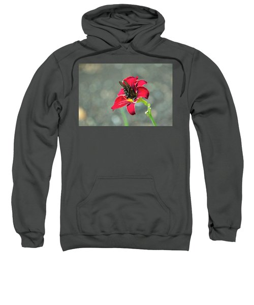 At One With The Orchid 2 Sweatshirt