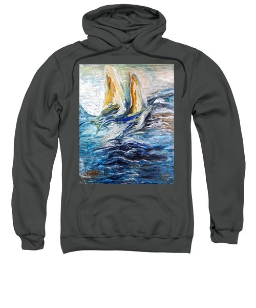 At Sea Sweatshirt