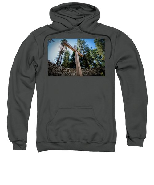 At The Cross Sweatshirt