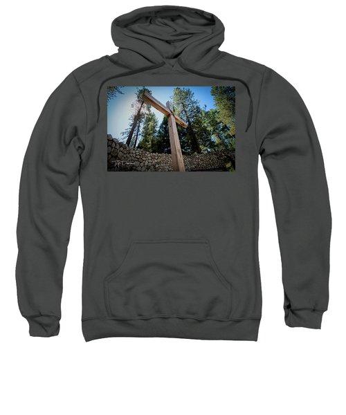 At The Cross Sweatshirt