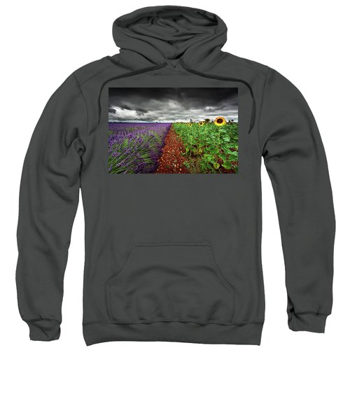 At The Middle Sweatshirt