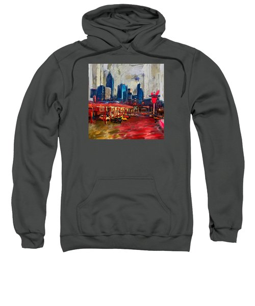 Atlanta Skyline 231 1 Sweatshirt