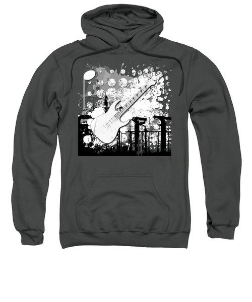 Audio Graphics 2 Sweatshirt