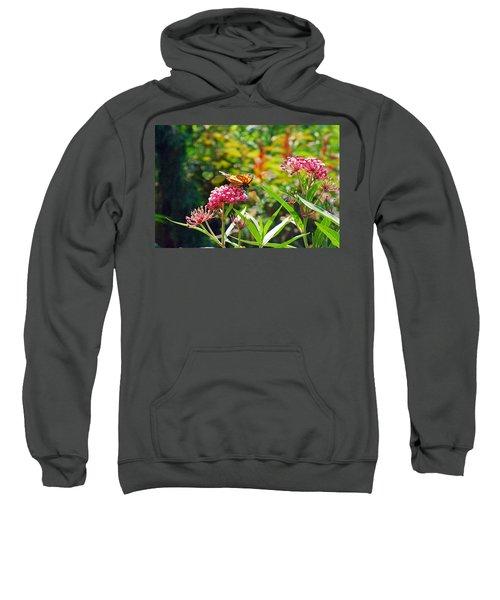 August Monarch Sweatshirt
