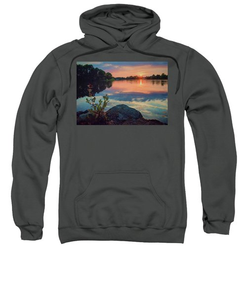 August Sunset Sweatshirt