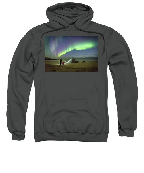 Aurora Photographers Sweatshirt