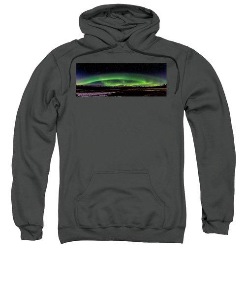 Aurora Spiral Sweatshirt