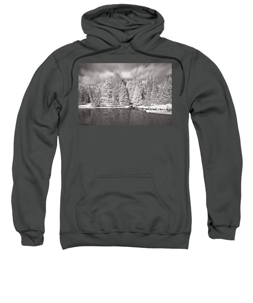 Ausable River Infrared 6295 Sweatshirt