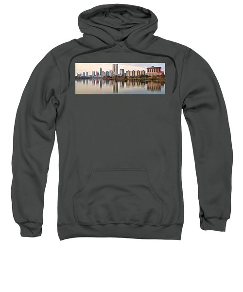 Austin Elongated Sweatshirt by Frozen in Time Fine Art Photography