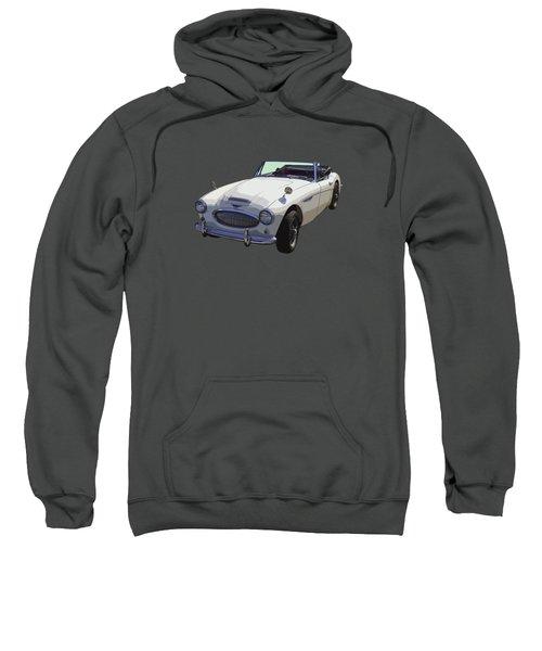 Austin Healey 300 Classic Convertible Sportscar  Sweatshirt