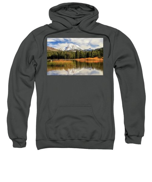 Autumn At Mount Lassen Sweatshirt