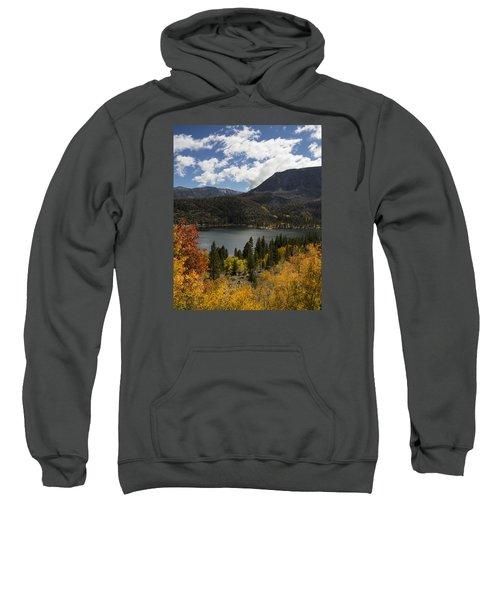 Autumn At Rock Creek Lake 2 Sweatshirt