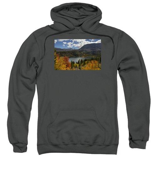 Autumn At Rock Creek Lake Sweatshirt