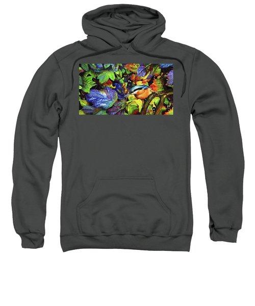 Autumn Blues 2 Sweatshirt