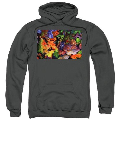Autumn Blues Sweatshirt